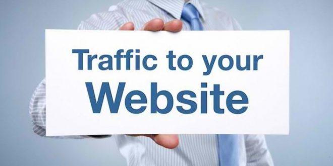Website-Traffic
