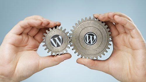 WordPress theme customization
