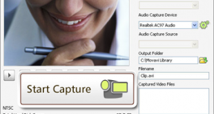Movavi HD video recorder
