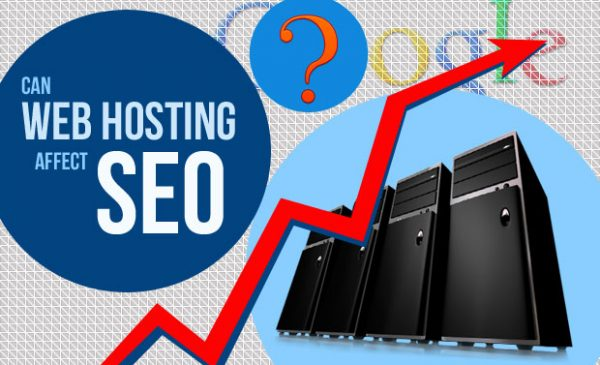 web hosting and seo