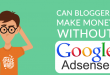 Make Money without Google Adsense